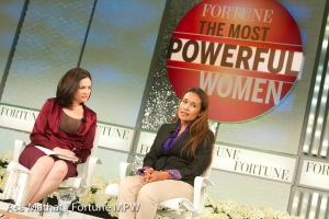 Somaly Mam at the Fortune Most Powerful Women Summit in Laguna Niguel, CA.