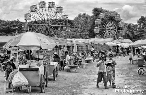 Festival at Ba Phnom, 2011 - photo by Jonas Kroyer (http://www.jonaskroyer.com/photography/)