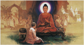 The sage Vacchagotta questions the Buddha on metaphysics.